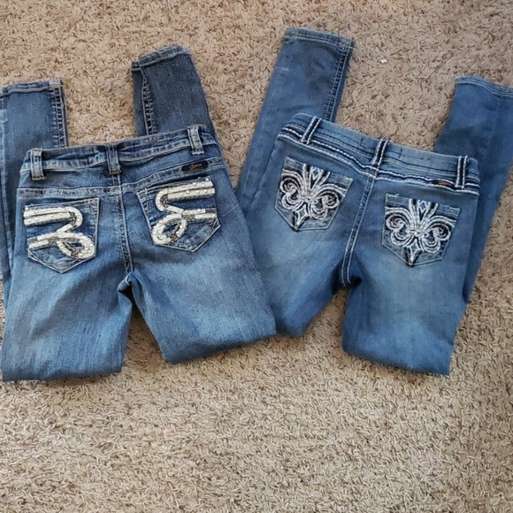 Seven7 Other - ⚡SALE🍎 BACK TO SCHOOLSEVEN7  SKINNY  JEANS sz 12